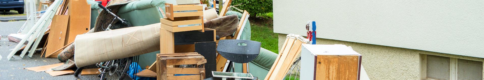 unused furniture